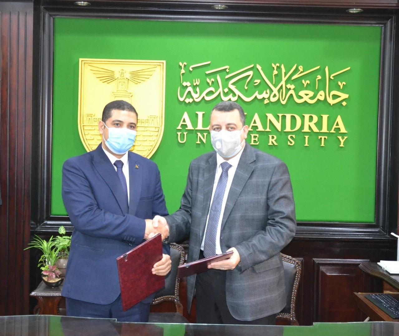 رئيس جامعة الإسكندرية: قضية محو الأمية وتعليم الكبار أهم الاستراتيجيات للتنمية