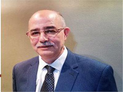 عبد الخالق عبد المنعم أمينا عاما لجامعة عين شمس