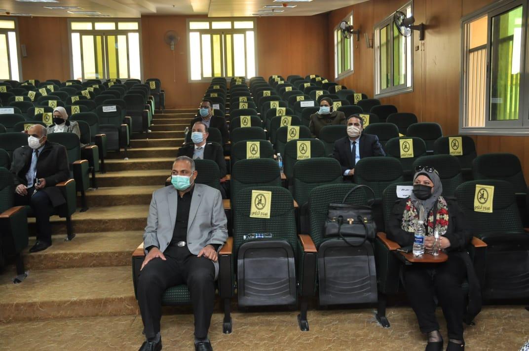 جامعة كفرالشيخ: تفعيل شهادات أساسيات التحول الرقمي لترقية الأساتذة