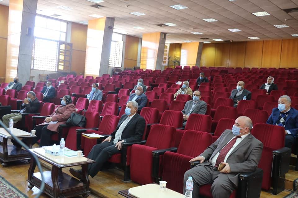 جامعة المنوفية: الجامعة الأهلية بطوخ طنبشا إنجاز جديد يتحقق