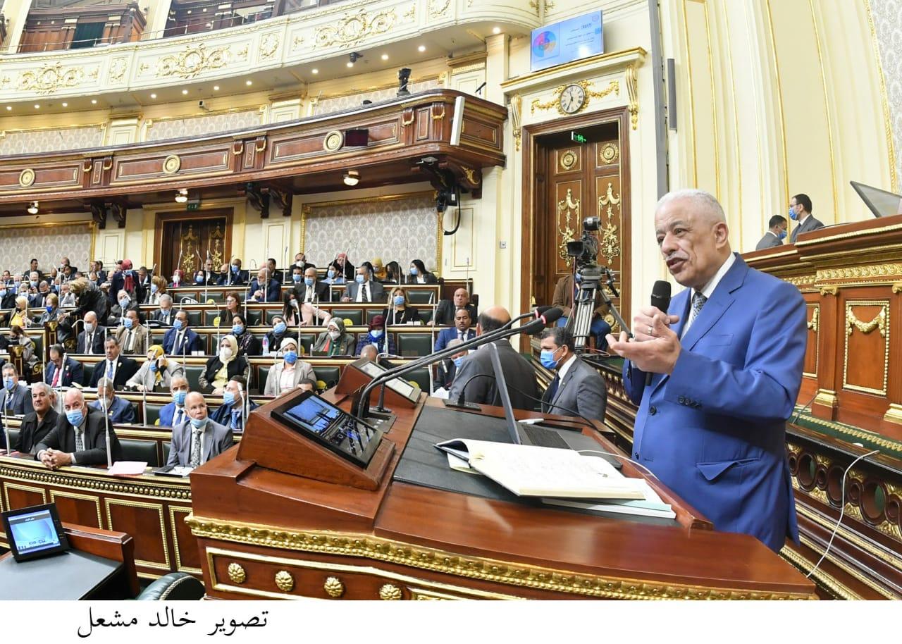 كيف علق المعلمين وأولياء الأمور على خطاب وزير التعليم أمام البرلمان؟