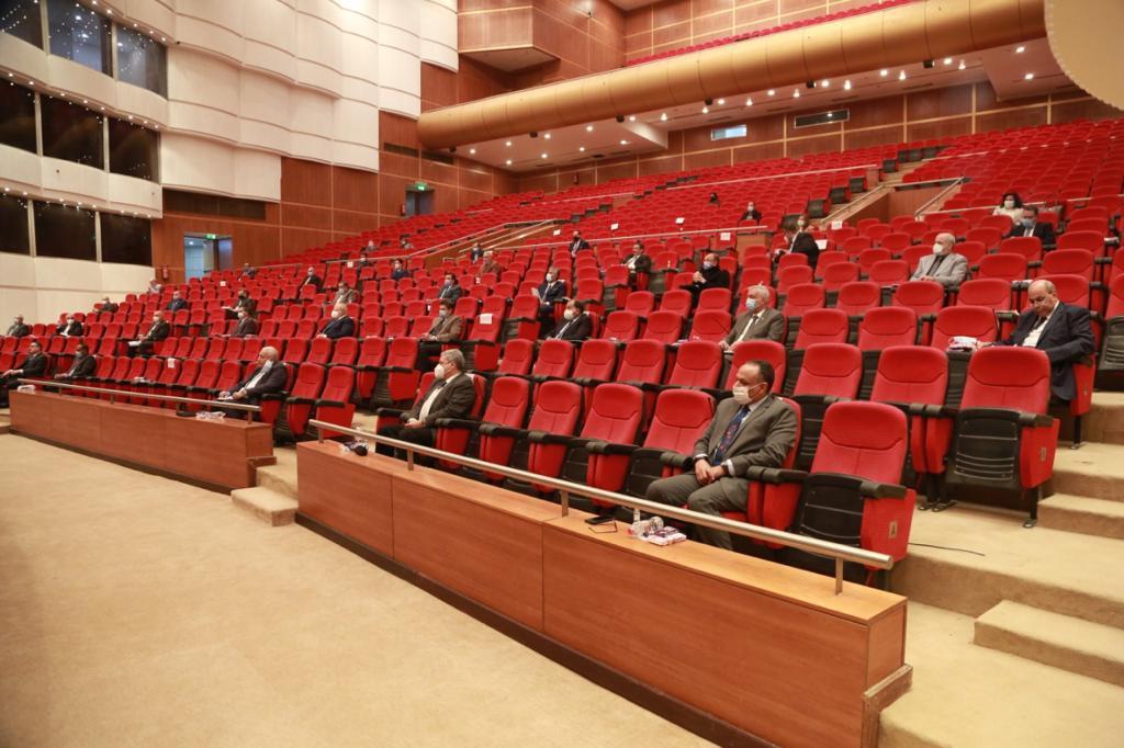 الأعلى للجامعات يوافق على إنشاء جامعة المنوفية الأهلية