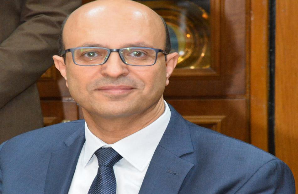 الدكتور أحمد المنشاوي رئيس اللجنة العلمية