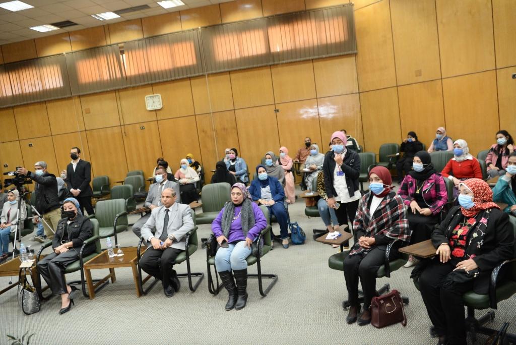 جامعة أسيوط تستضيف مبادرة «مصرية آمنة» حول تمكين المرأة فى الصعيد