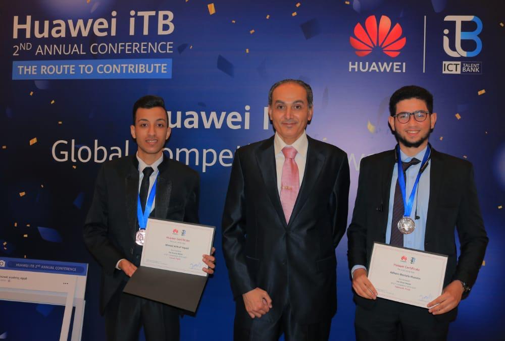 جامعة النهضة تحصد المركز الثاني في مسابقة هواوى