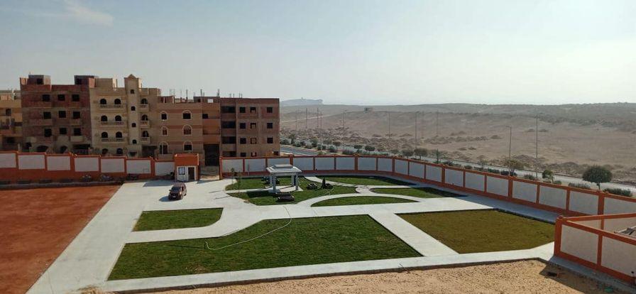 """تنفيذ مدرسة سعة 42 فصلاً بمدينة المنيا الجديدة """"صور"""""""