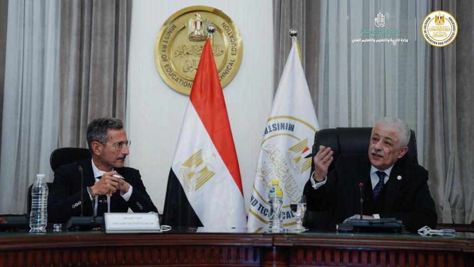 """""""أمهات مصر"""" يطالبن بإنشاء عدة مدارس تكنولوجية تطبيقية بكل محافظة"""