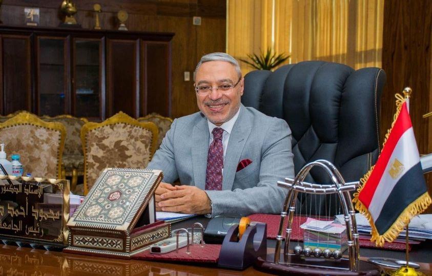 جامعة طنطا تصل للمرحلة النهائية لحصد «جائزة مصر للتميز الحكومي»