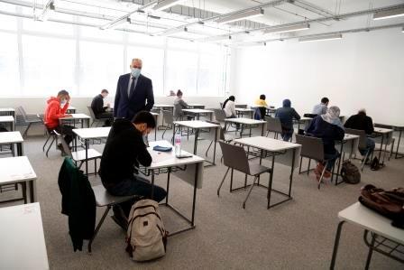 انطلاق امتحانات الفصل الدراسي الأول بالجامعة المصرية اليابانية