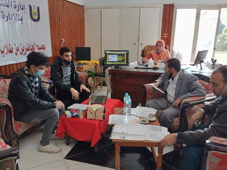 جامعة المنوفية تعلن أسماء الفائزين بمسابقة الابتكارات العلمية
