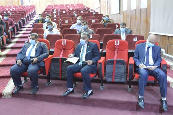 جامعة الفيوم تشارك في المشروع القومي لتنمية الريف المصري