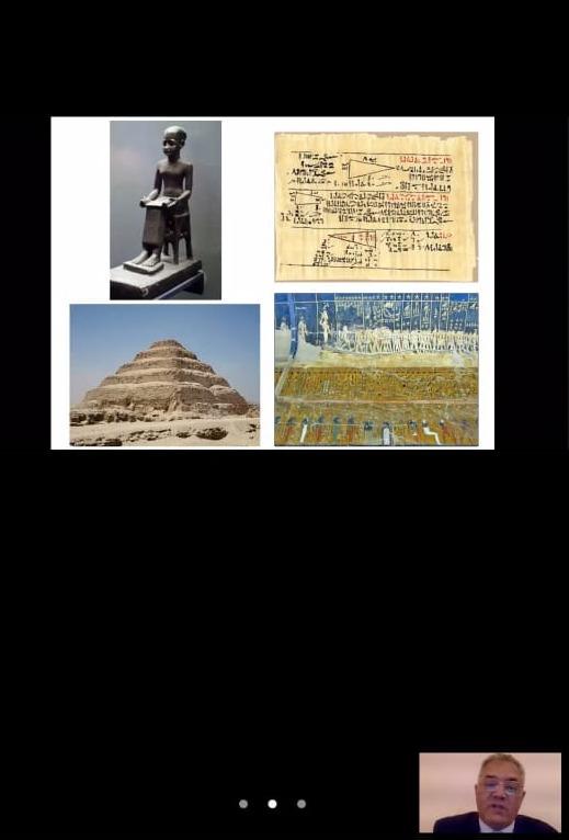 رئيس جامعة عين شمس: برامج كلية الآثار لا نظير لها بالكليات الأخرى