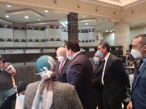 وزير التعليم العالي: إجراءات مشددة بامتحانات الوافدين بطب جامعة القاهرة