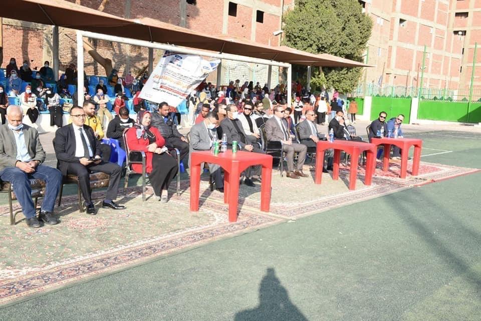 جامعة سوهاج تختتم فعاليات المعسكر التدريبي الرياضي الأول لاتحاد الطلاب