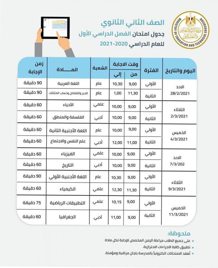 وزير التعليم: هؤلاء الطلاب يؤدون امتحانات الصفين الأول والثاني الثانوي ورقيًا