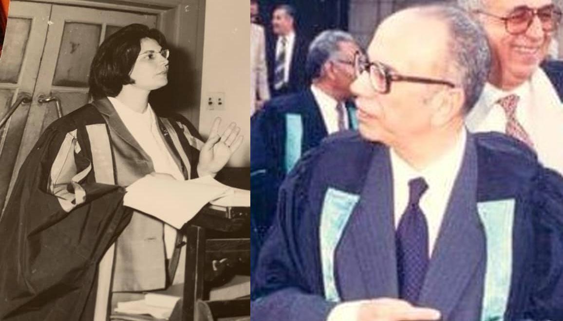 د نجيب حسنى ود فوزية عبد الستار