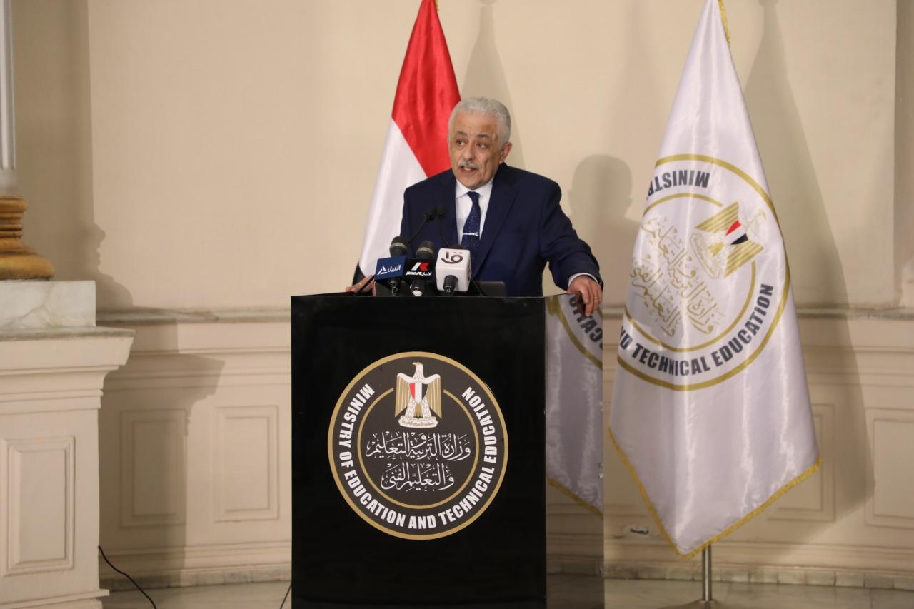 «شوقي»: اليونسكو اختارت مصر للمشاركة بمؤتمر عالمى عن تطوير التعليم