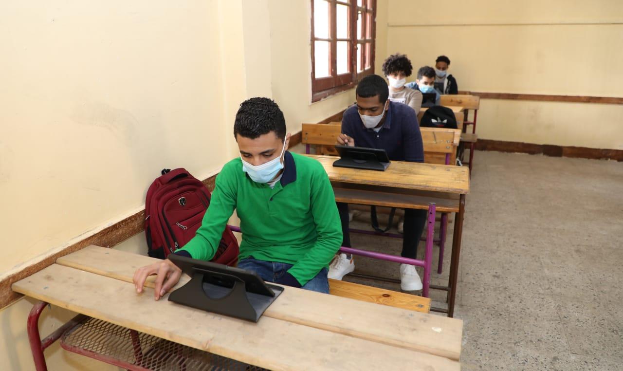 لطلاب أولي ثانوى.. رابط تقديم شكوى من امتحانات اليوم