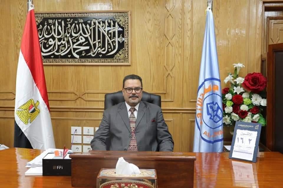 الدكتور فيصل زايد مديرًا لوحدة الجودة ومشرفًا على أطباء الامتياز بمستشفيات جامعة الأزهر
