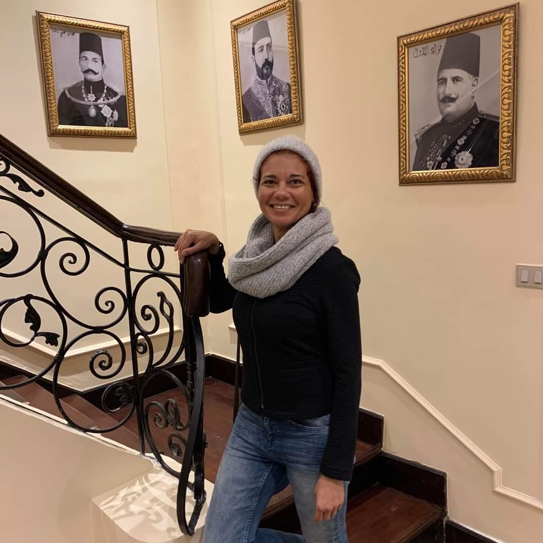د نادين علاء شريف استاذ النساء والتوليد