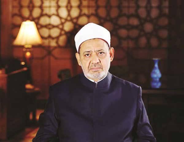 """الإمام الأكبر يهنئ أمير الكويت باليوم الوطني الـ""""60"""""""