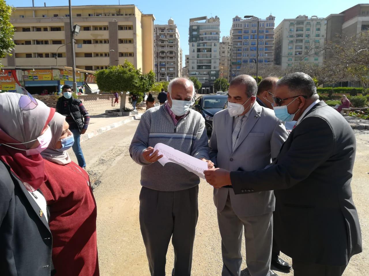 رئيس جامعة الأزهر يطالب بسرعة الانتهاء من أعمال الصيانة اللازمة بالمدينة الجامعية للطالبات