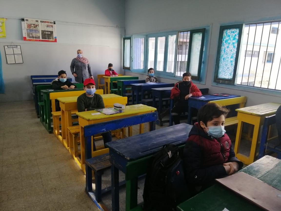 القليوبية: 1074 طالب حضروا امتحان رياضيات الأول الثانوي نسبة 98%