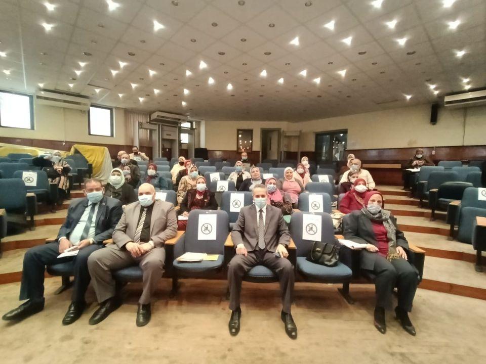 """سعد:مدارس الأسكندرية على أتم الاستعداد لبدء الفصل الدراسي الثاني """"صور"""""""