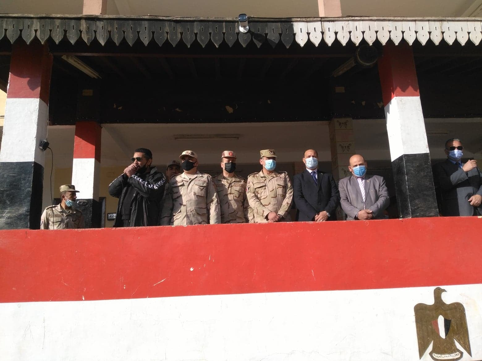 تعليم سوهاج: تقديم كل أوجه الدعم للمدارس العسكرية بما يخدم العملية التعليمية والطلاب
