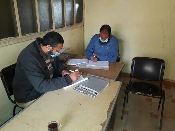 إحالة عمال بمخازن الإدارة التعليمية للتحقيق خلال حملات الانضباط الإداري بالبحيرة
