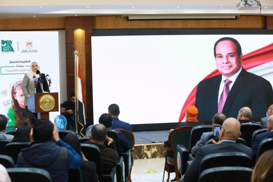 على جمعة: تجربة المدارس المجتمعية أثبتت نجاحها ومصر الخير أنشأت أكثر من الألف مدرسة
