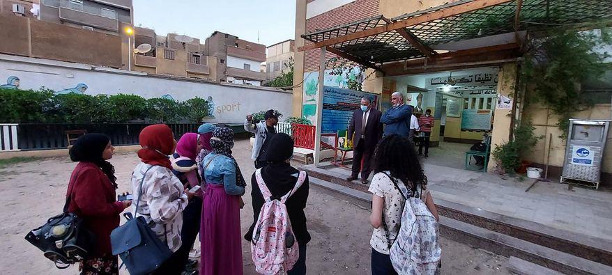 أمهات مصر: طواريء في المنازل استعداد لإمتحان شهر إبريل