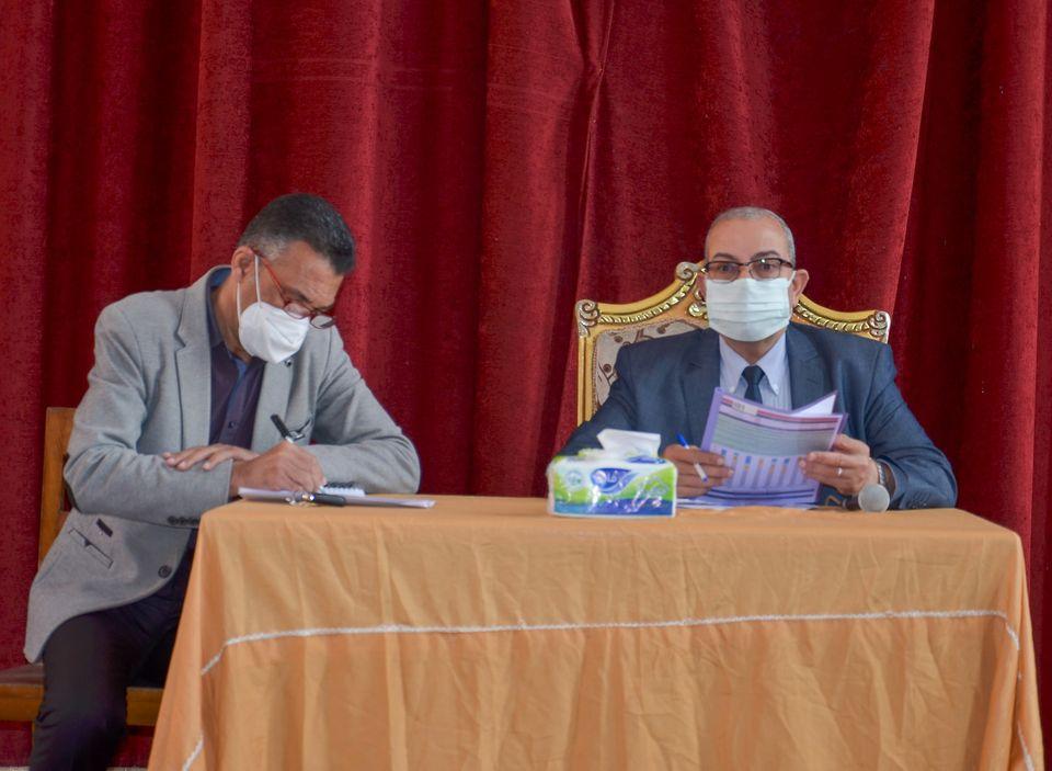 تعليم بورسعيد: يحق للطالب اصطحاب ورقة المفاهيم بدلًا من الكتاب المدرسى