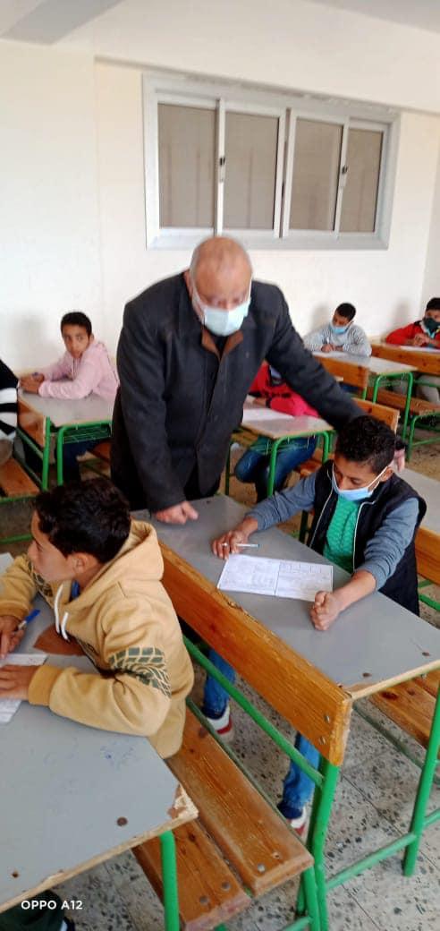 «التعليم» تعلن احصائيات حضور طلاب صفوف النقل امتحانات مارس
