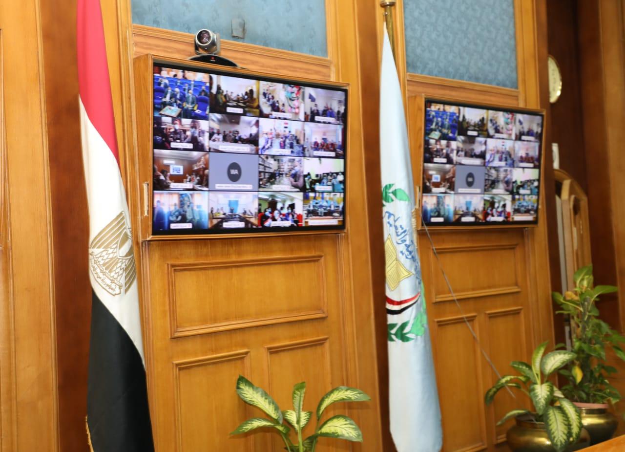 بدء فعاليات انتخابات اتحاد طلاب مدارس الجمهورية 2021/2020