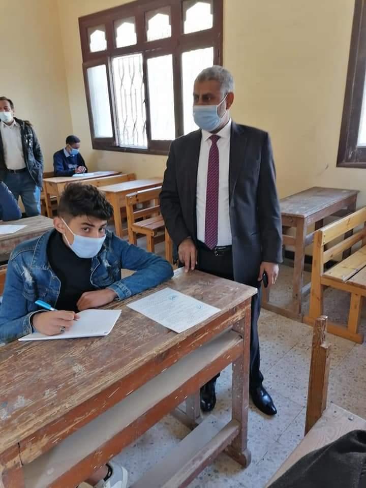 قطاع المعاهد الأزهرية يتابع سير الامتحانات لليوم الخامس على التوالي