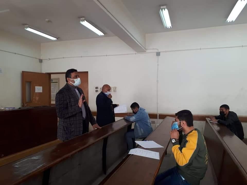 انتظام امتحانات كلية الإعلام بالأزهر لليوم الثالث وسط إجراءات احترازية مشددة