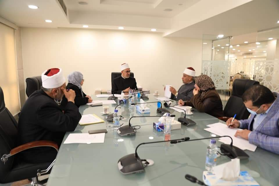"""اللجنة العلمية لمؤتمر """"الفارابي"""" تبحث الترتيبات النهائية استعدادًا لعقد المؤتمر منتصف الشهر الجاري"""