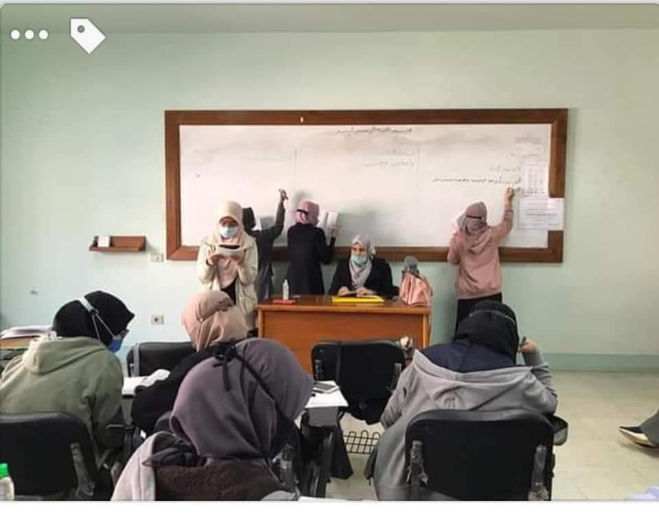 """العلوم الإسلامية تطبق خاصية التعلم باستراتيجية"""" flip learning"""" لتطوير المهارات العلمية والمهنية للوافدين"""