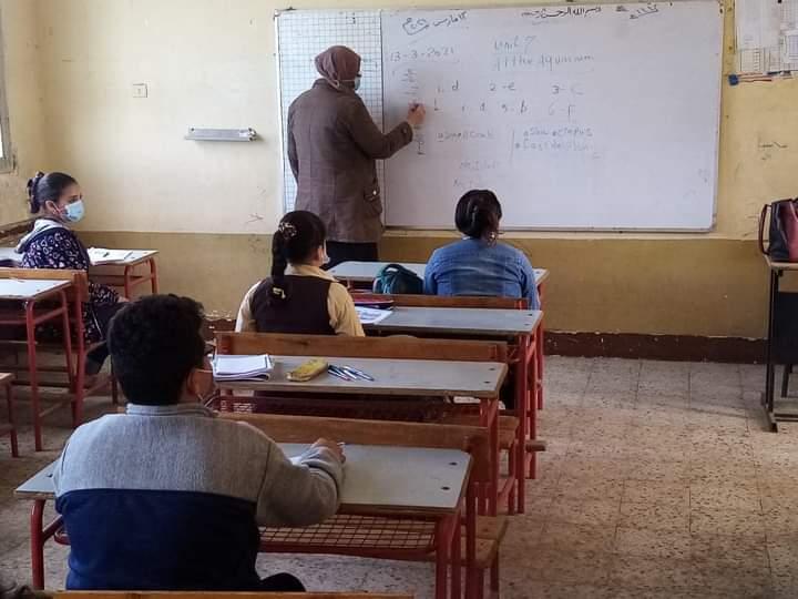 مدارس الدقهلية تستقبل طلابها فى أول أيام الفصل الدراسى الثانى