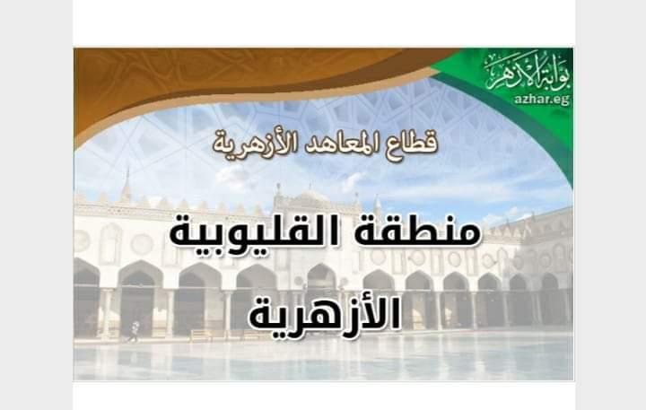 القليوبية الأزهرية :تستعد لفعاليات المشروع الوطني للقراءة وفقا لرؤية مصر 2030