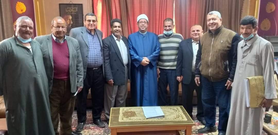 رئيس منطقة المنوفية الأزهرية نتائج الشهادتين الابتدائية والإعدادية غدا