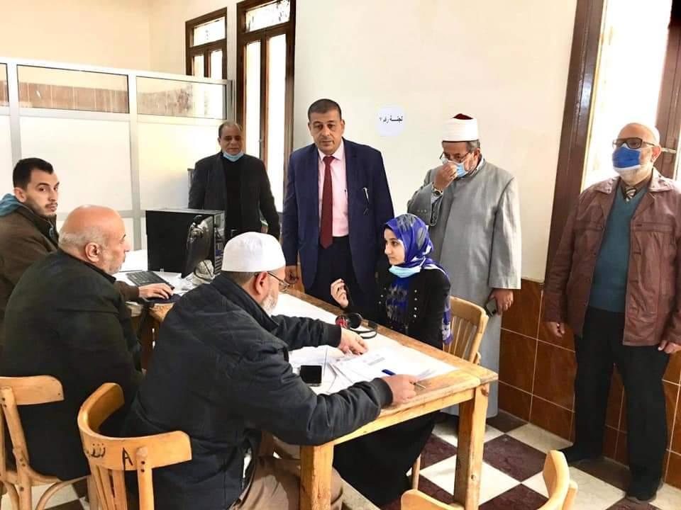 استمرار التصفيات النهائية لمسابقة القرآن الكريم بالإسكندرية الأزهرية
