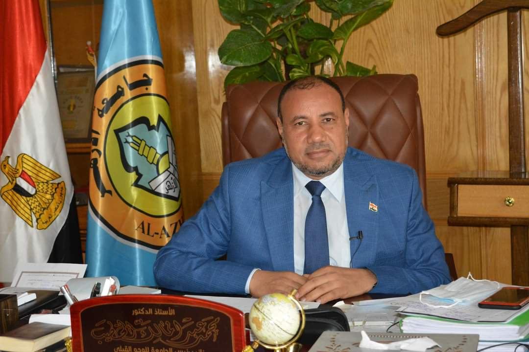 نائب رئيس جامعة الأزهر يعلن عن توقيع عقود التعاون مع الشركة المصرية للأدوية