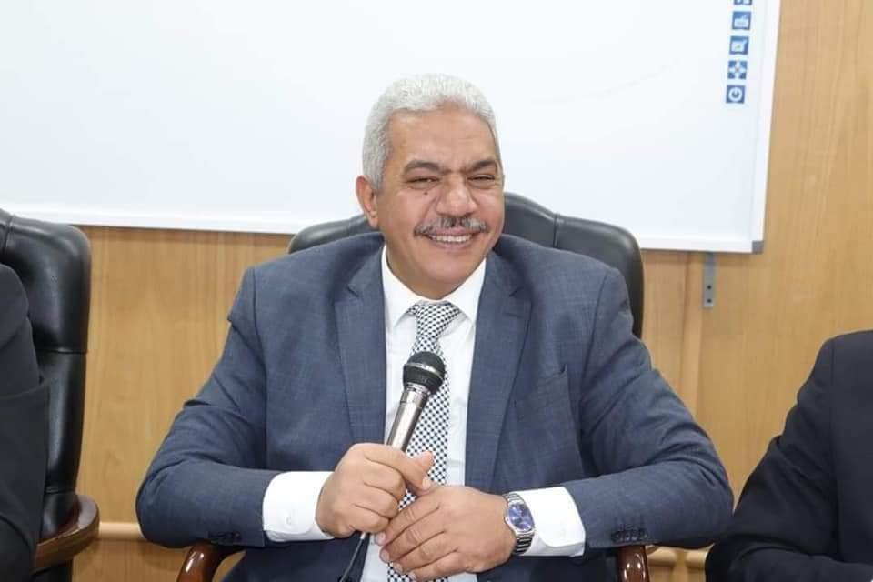 نائب رئيس جامعة الأزهر يشيد بمحاور المؤتمر الدولي الخامس عشر لكلية الهندسة