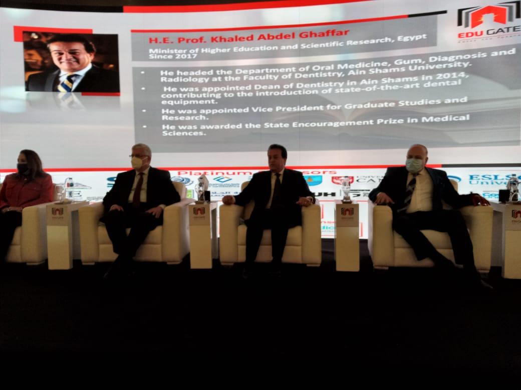 خالد عبدالغفار: التعليم أصبح اقتصادًا ويشهد العديد من التغييرات