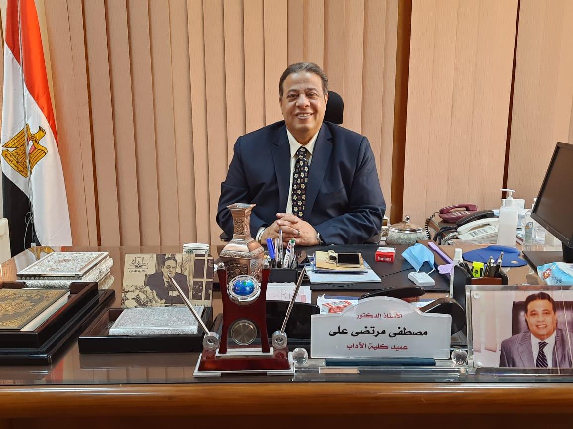 بدء التقدم لمرحلة الدراسات العليا بكلية الآداب جامعة عين شمس