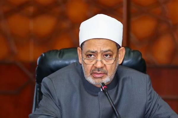 الإمام الأكبر ينعى العالم السوري محمد علي الصابوني
