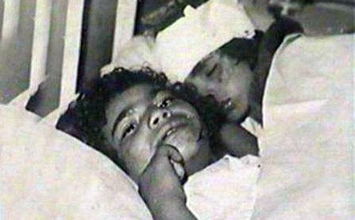 ضحايا الكارثة