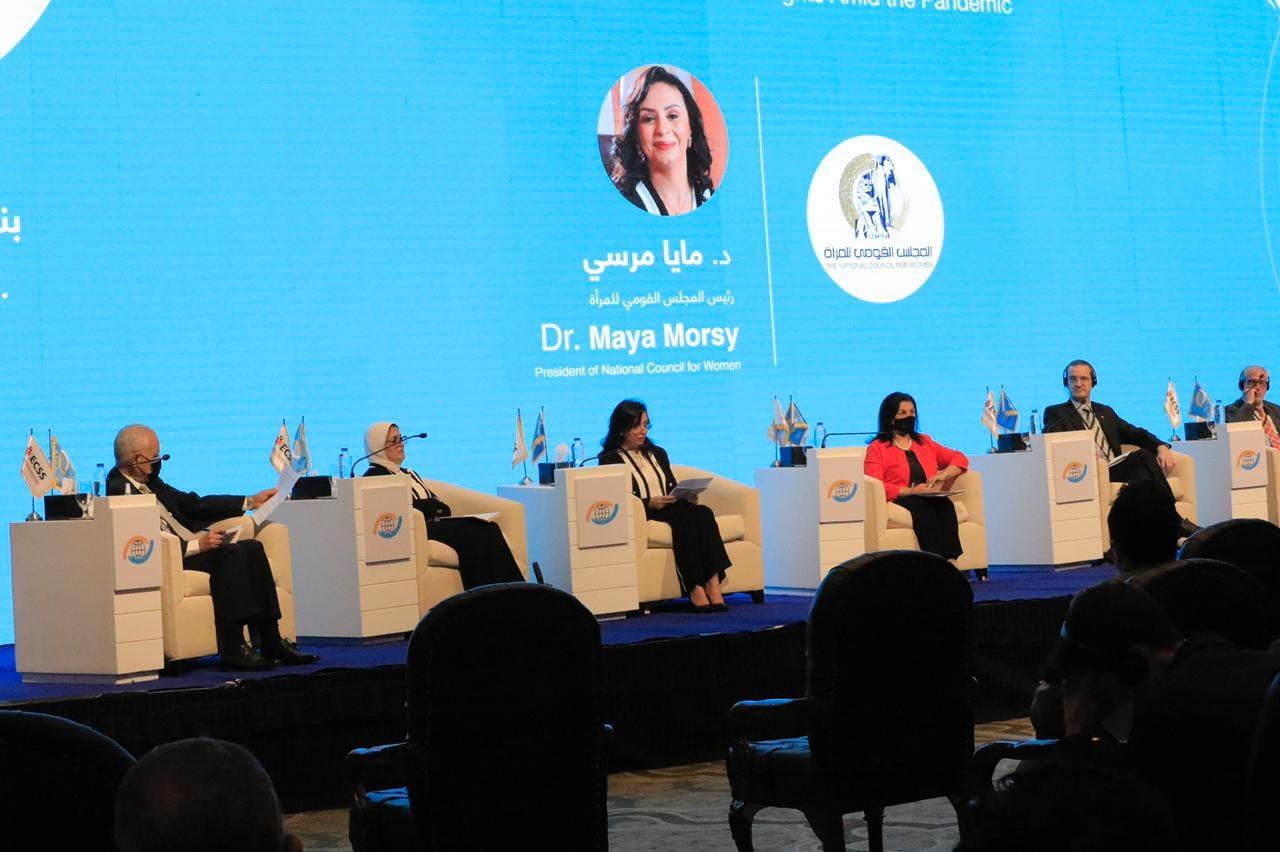 """وزير التربية والتعليم يشارك في فعاليات مؤتمر """"حقوق الإنسان """"بناء عالم ما بعد الجائحة"""""""